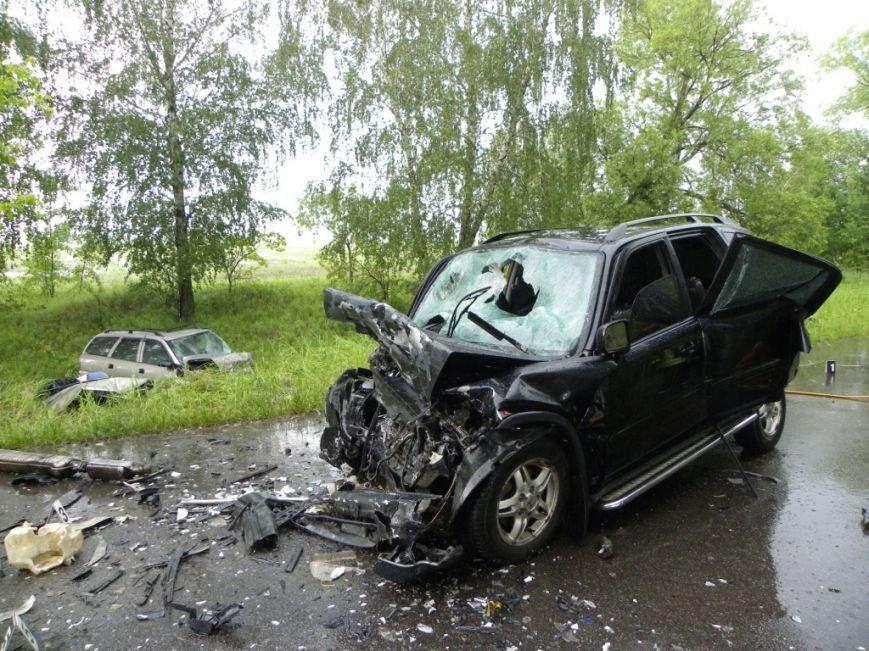 Под Черниговом произошло страшное ДТП. Погибло 5 человек, фото-1