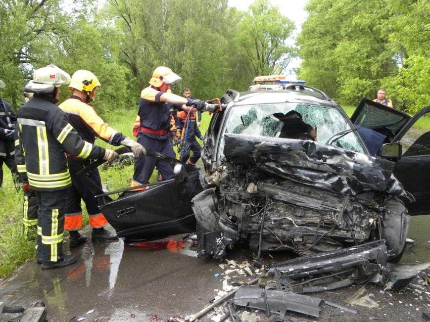 Под Черниговом произошло страшное ДТП. Погибло 5 человек, фото-5