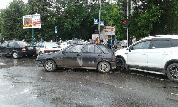 ДТП за участю патрульного авто(ФОТО), фото-2