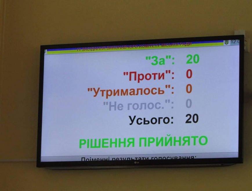 Фінансовий звіт Новоград-Волинської міської ради за впровадження системи електронного голосування «Віче», фото-1