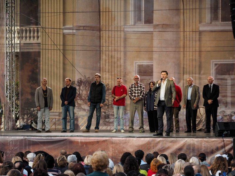 Межрегиональный форум творческих союзов «Белая акация» открылся в краевом центре, фото-6
