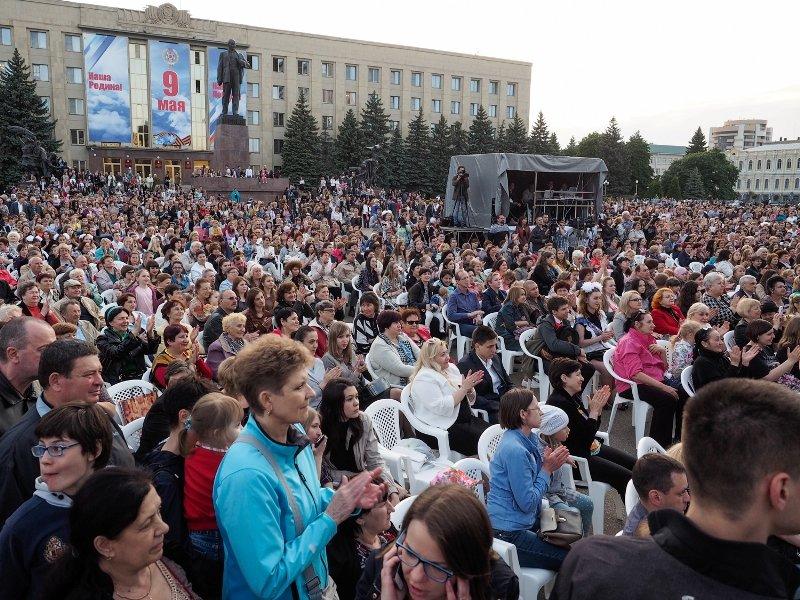 Межрегиональный форум творческих союзов «Белая акация» открылся в краевом центре, фото-5