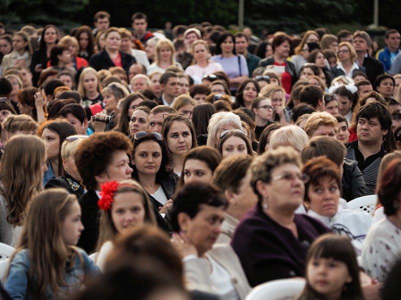 Межрегиональный форум творческих союзов «Белая акация» открылся в краевом центре, фото-1