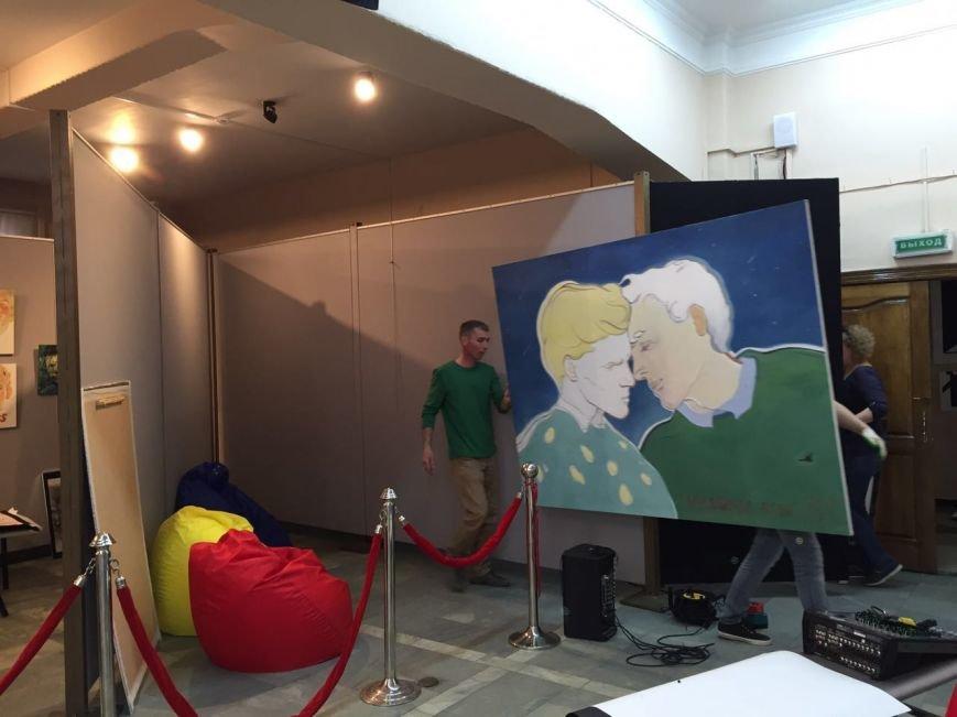Почему закрыли выставку опальной сахалинской художницы Александры Ким, фото-3