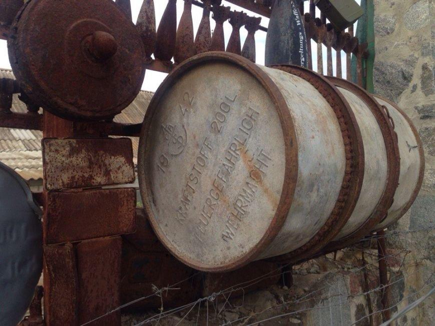 В Мелитополе обнаружен забор-музей времен Второй мировой, фото-4