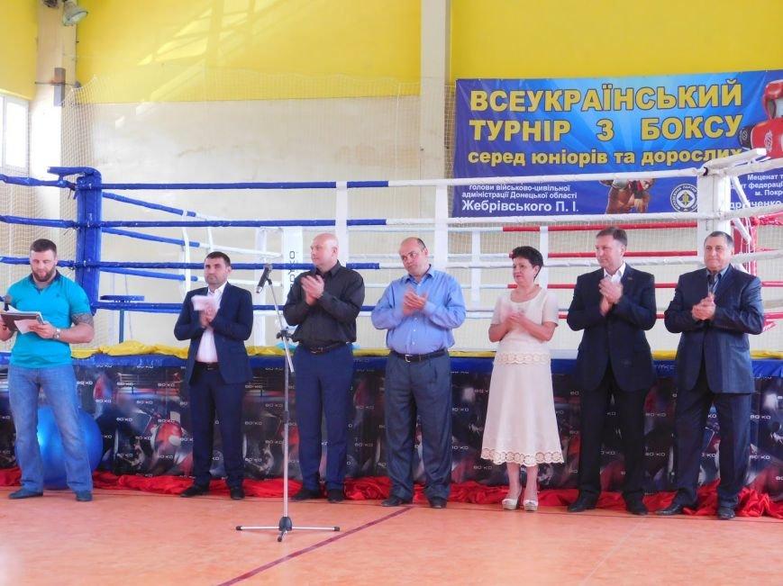 Боксеры Добропольского района принимают участие во Всеукраинском турнире по боксу, фото-2