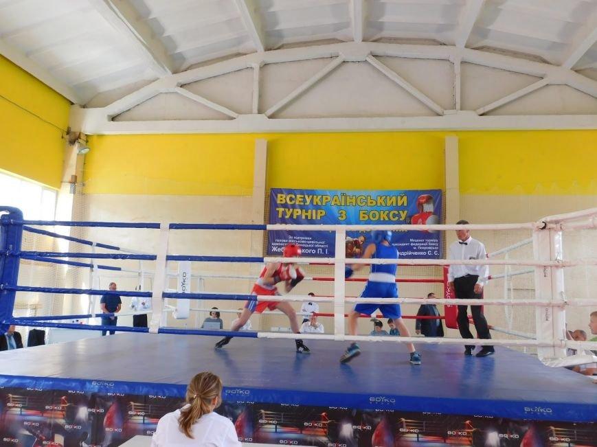 Боксеры Добропольского района принимают участие во Всеукраинском турнире по боксу, фото-4