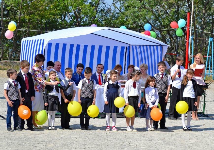 Алупкинская школа-интернат: музыкальный последний звонок, фото-4