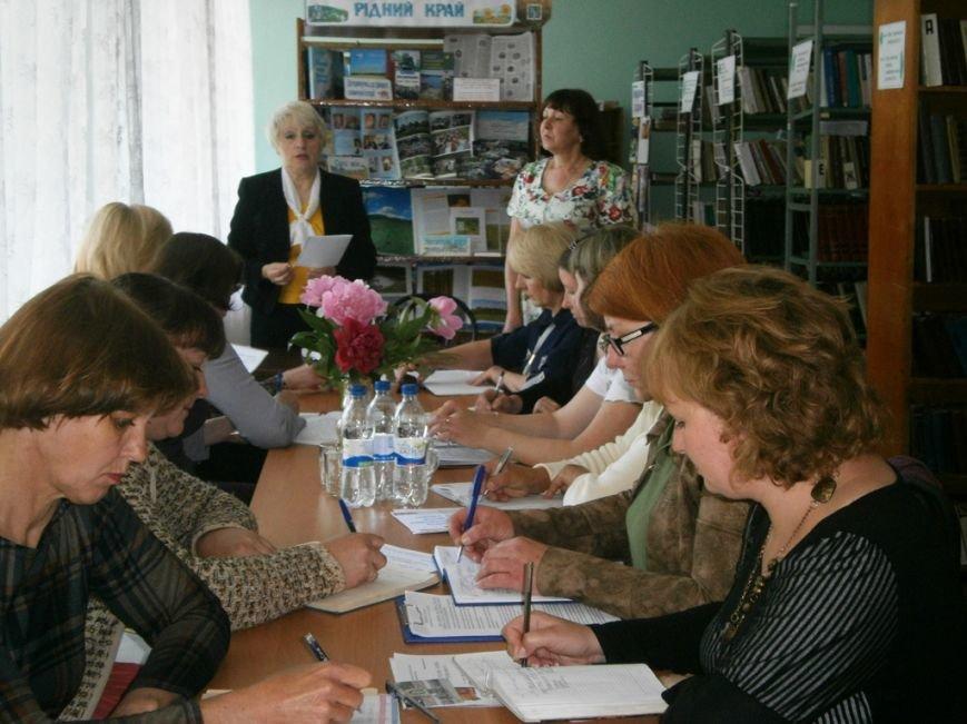 Сельская библиотека - информационный центр общины, фото-3