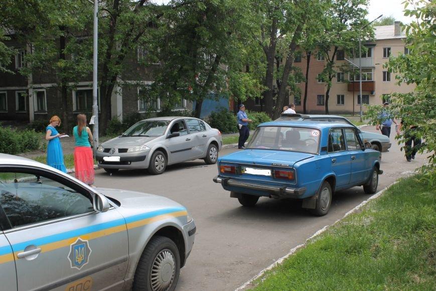 ДТП в Доброполье обошлось без жертв, фото-3