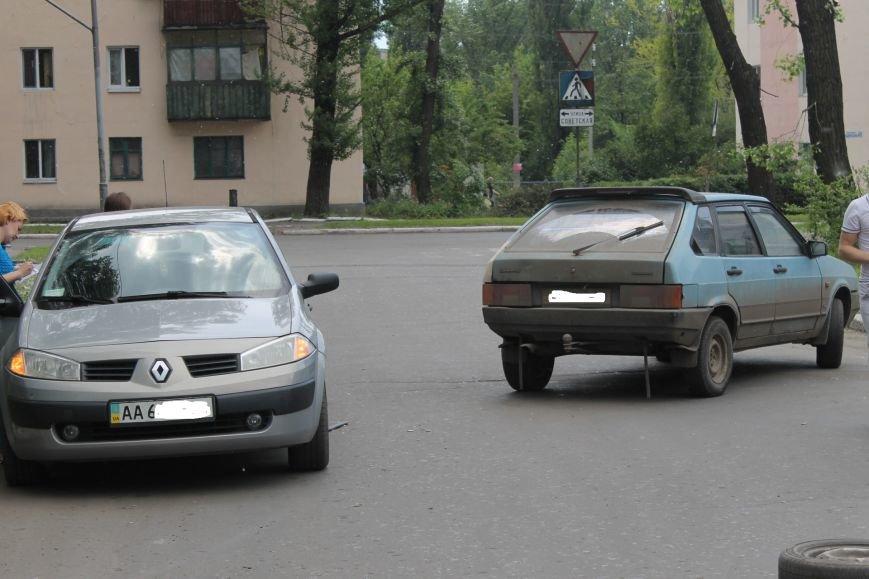 ДТП в Доброполье обошлось без жертв, фото-4