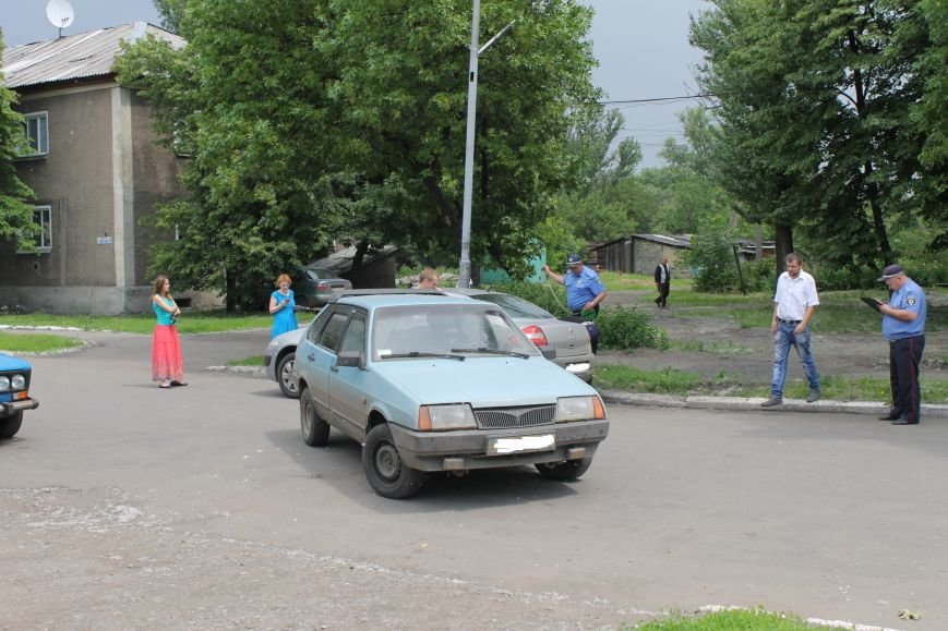 ДТП в Доброполье обошлось без жертв, фото-1