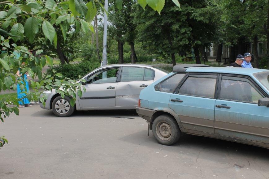 ДТП в Доброполье обошлось без жертв, фото-2