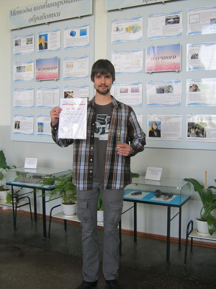 В Краматорске учатся лучшие техмашевцы Украины, фото-1