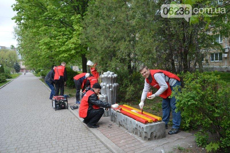Двухмесячник чистоты завершился в Авдеевке, фото-6