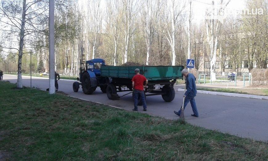 Двухмесячник чистоты завершился в Авдеевке, фото-5