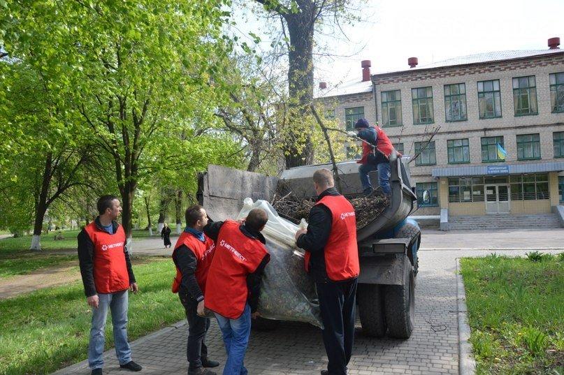 Двухмесячник чистоты завершился в Авдеевке, фото-8