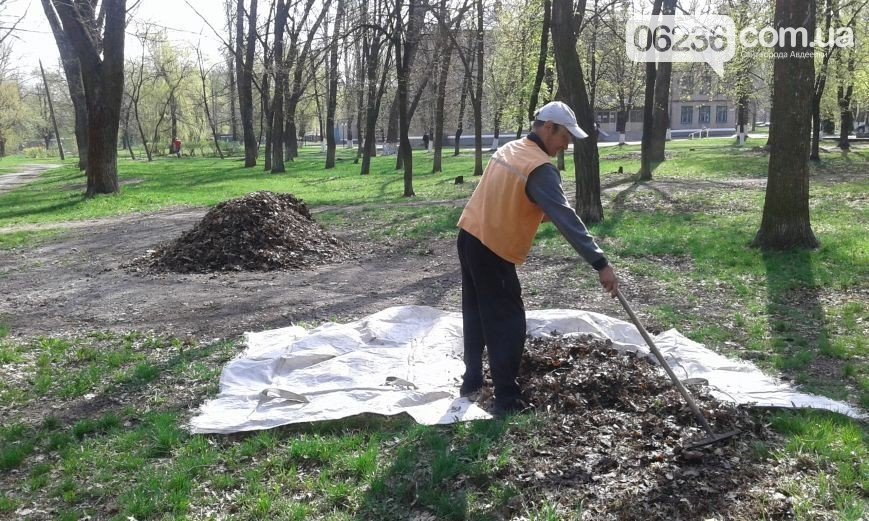 Двухмесячник чистоты завершился в Авдеевке, фото-4