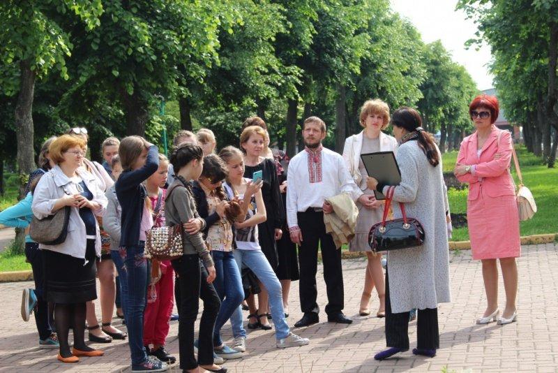 Добропольские таланты посетили кировоградский Дендропарк (ФОТО), фото-9
