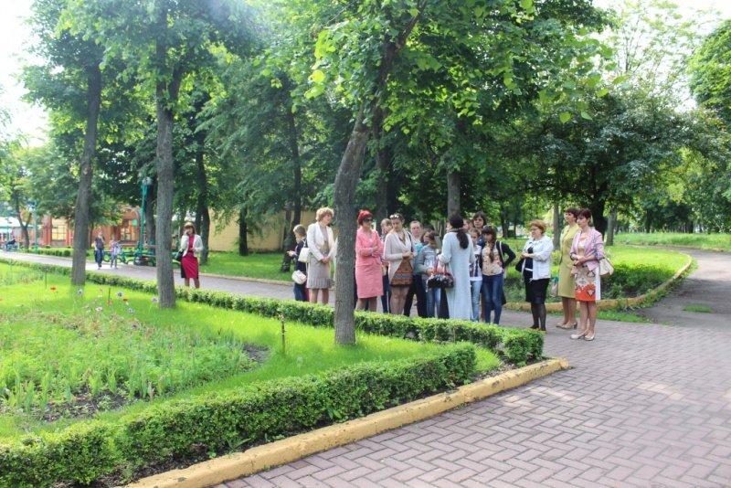 Добропольские таланты посетили кировоградский Дендропарк (ФОТО), фото-7