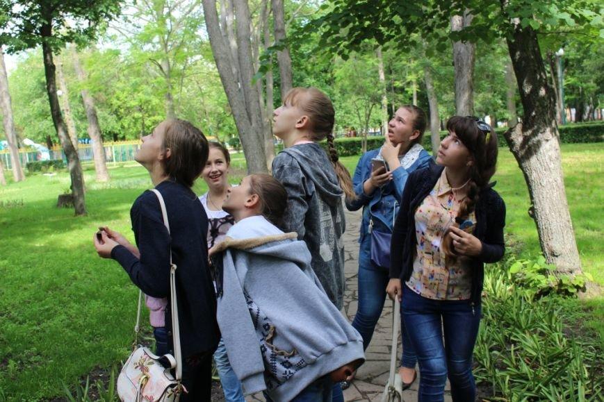 Добропольские таланты посетили кировоградский Дендропарк (ФОТО), фото-4