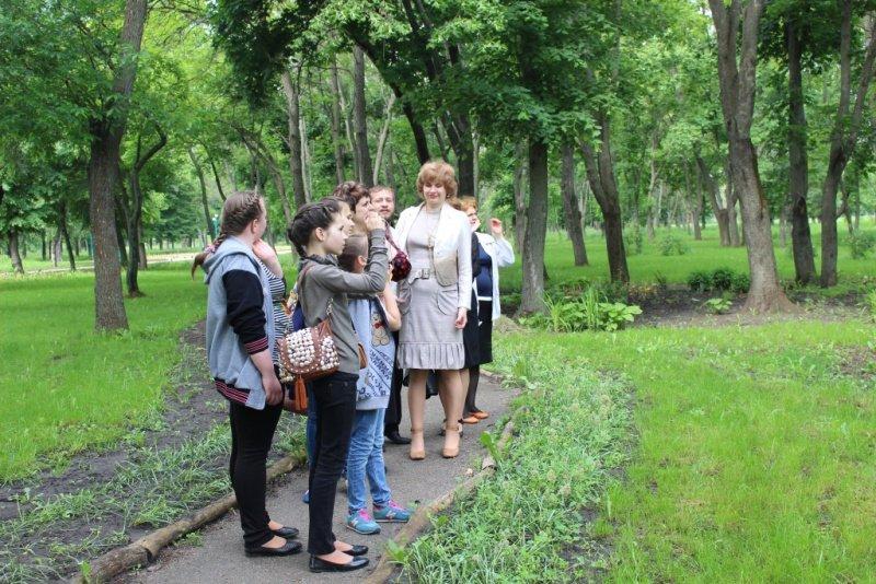 Добропольские таланты посетили кировоградский Дендропарк (ФОТО), фото-11