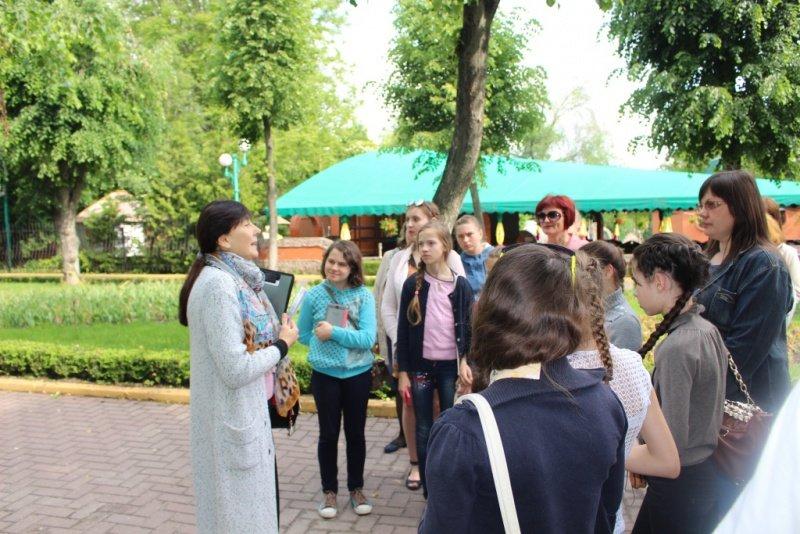Добропольские таланты посетили кировоградский Дендропарк (ФОТО), фото-6