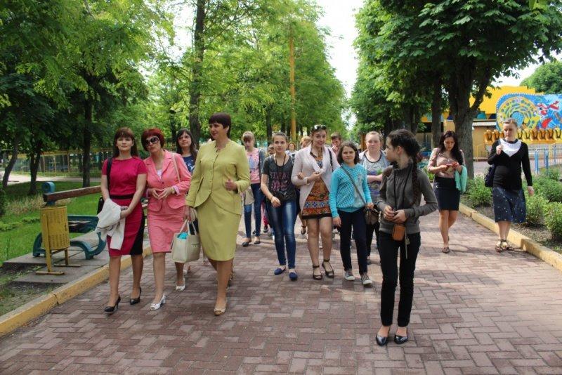 Добропольские таланты посетили кировоградский Дендропарк (ФОТО), фото-15