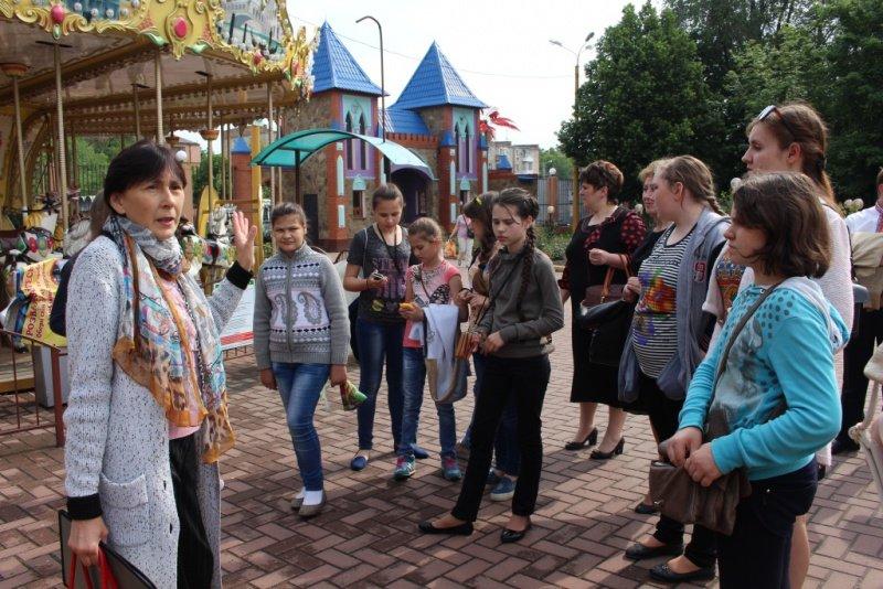 Добропольские таланты посетили кировоградский Дендропарк (ФОТО), фото-14