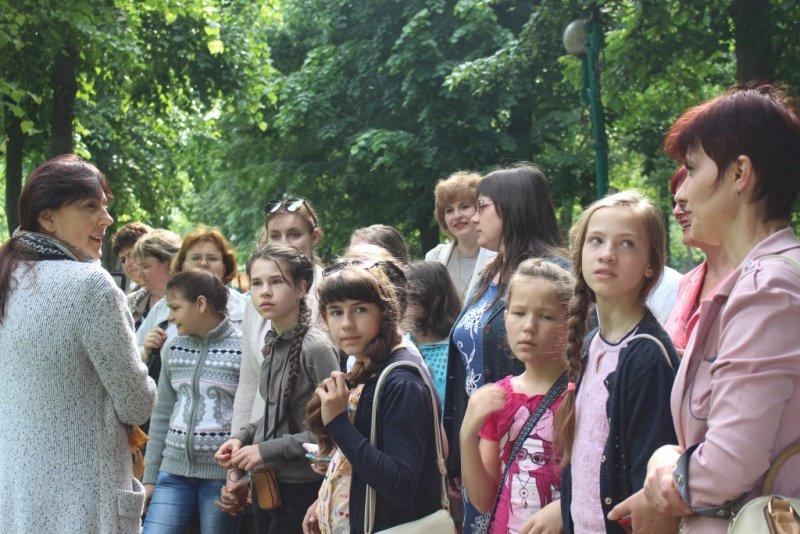 Добропольские таланты посетили кировоградский Дендропарк (ФОТО), фото-8