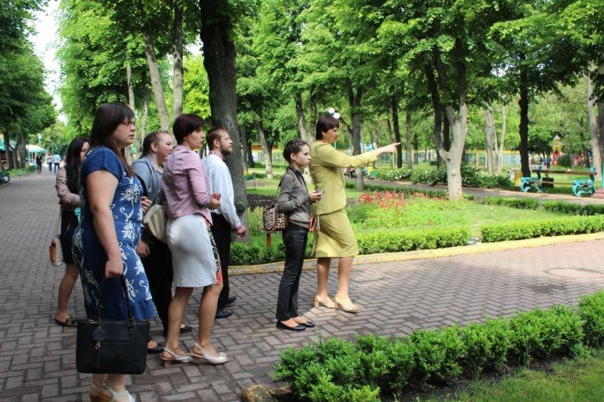 Добропольские таланты посетили кировоградский Дендропарк (ФОТО), фото-3