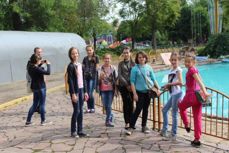 Добропольские таланты посетили кировоградский Дендропарк (ФОТО), фото-12