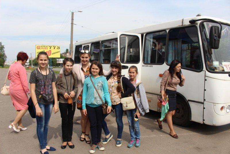 Добропольские таланты посетили кировоградский Дендропарк (ФОТО), фото-16
