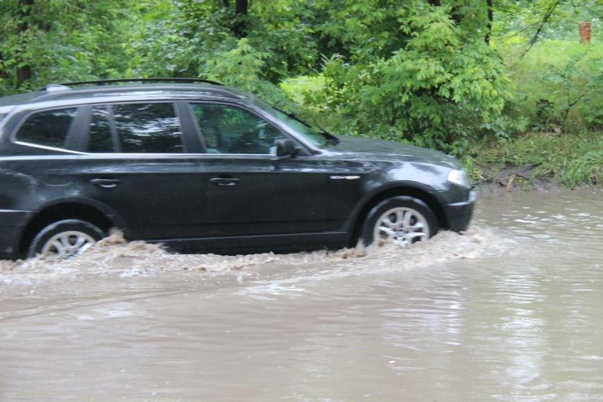 В Херсоне чрезвычайная ситуация - прошел дождь, фото-2