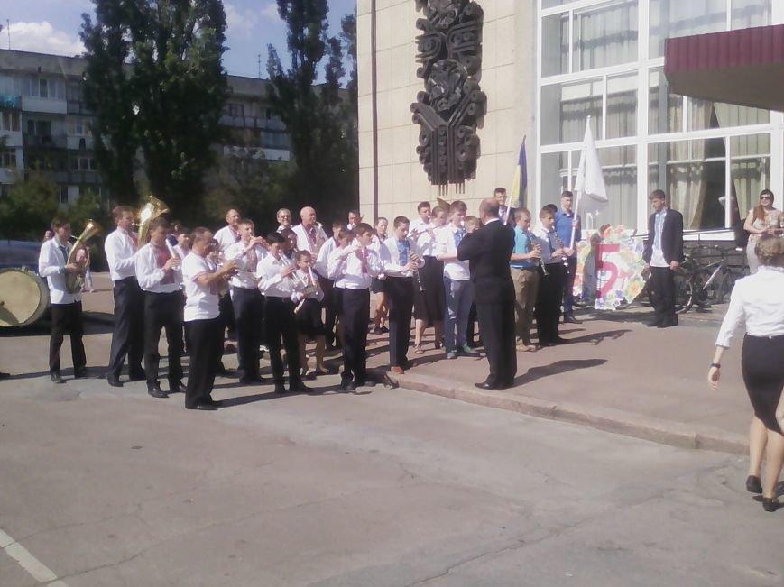 Сьогодні у Новоград-Волинській школі мистецтв відбувся випуск (ФОТО), фото-1