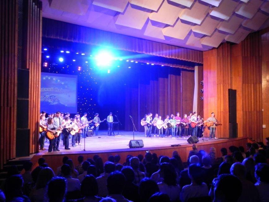 Бердянск отметил лучших учеников и педагогов города, фото-7