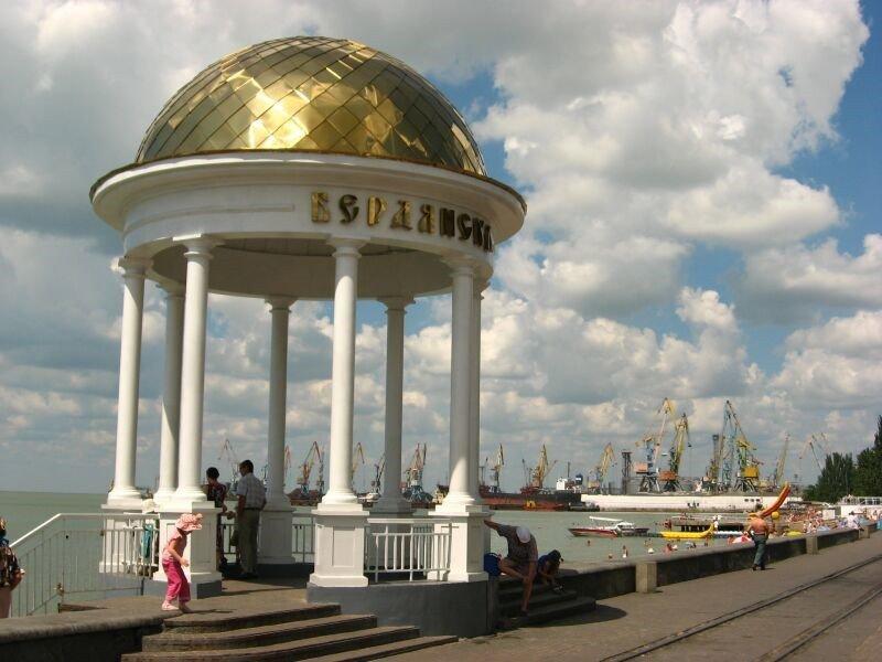 Солнечный Бердянск открывает сезон, фото-1