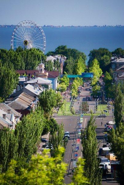 Солнечный Бердянск открывает сезон, фото-5