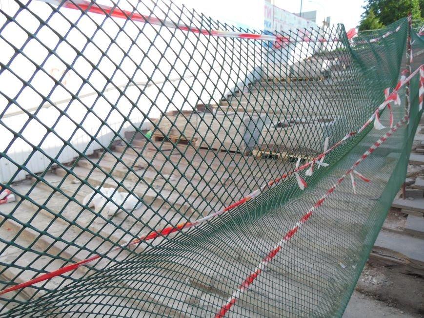 «Подземки» Ульяновска приводят в порядок. Фото, фото-1