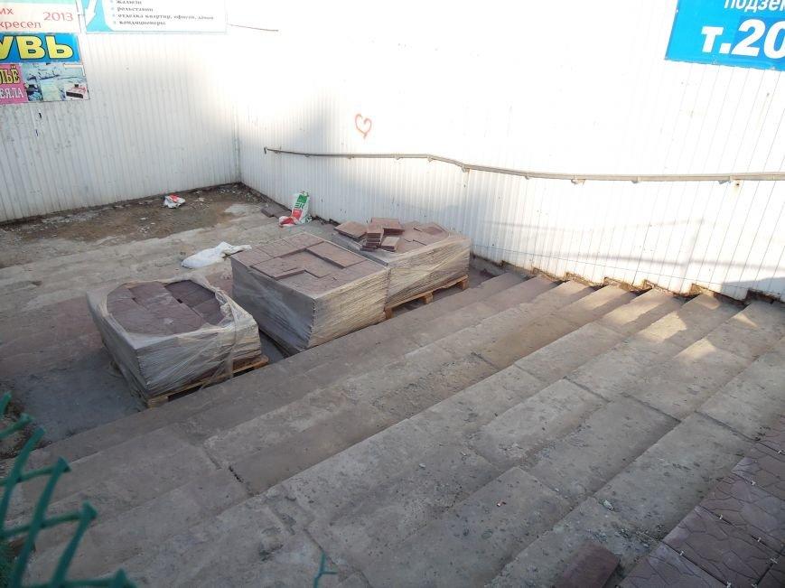 «Подземки» Ульяновска приводят в порядок. Фото, фото-4