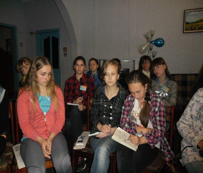 Юные краматорские журналисты постигали азы профессии, фото-2