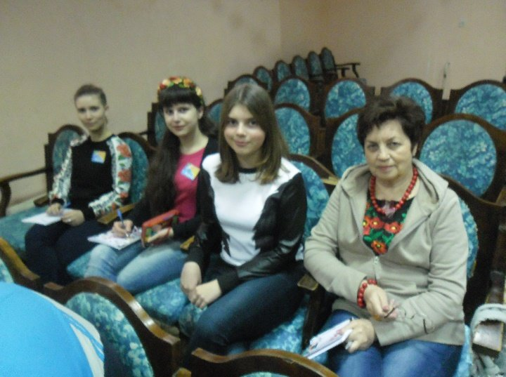 Юные краматорские журналисты постигали азы профессии, фото-1