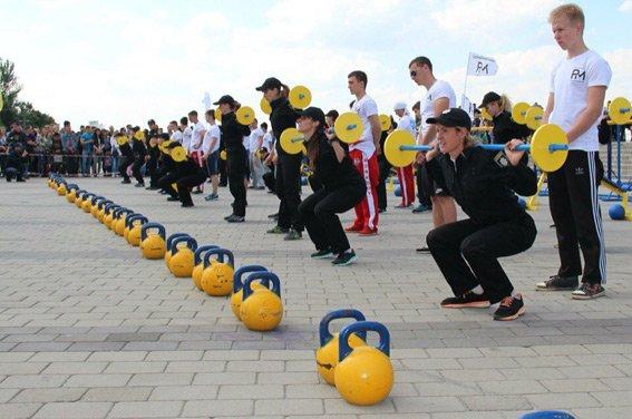 Полицейские из Херсона заняли призовые места на Всеукраинских соревнованиях в Днепре (фото), фото-1