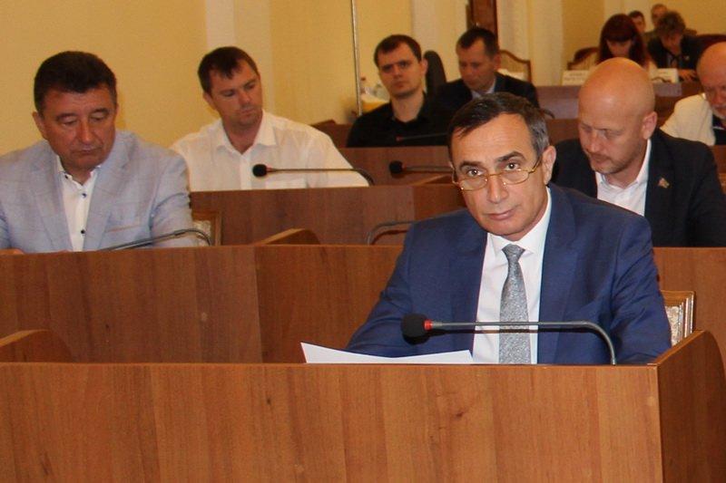 В Ялте состоялась очередная сессия городского совета, фото-1