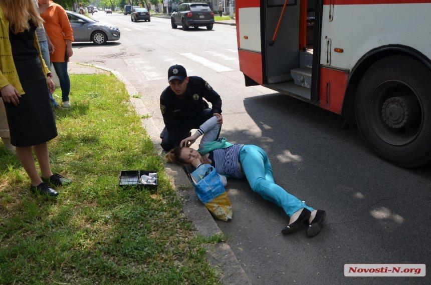 Старик порно сбил на машине