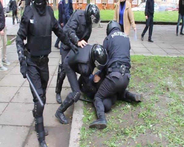 Полиция-Львов