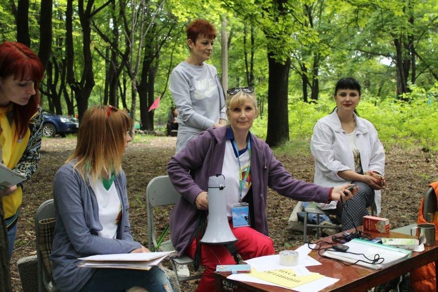 В Доброполье прошли соревнования по пешеходному туризму (ФОТО), фото-6