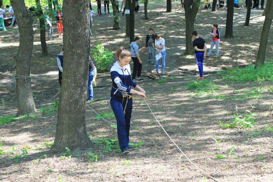В Доброполье прошли соревнования по пешеходному туризму (ФОТО), фото-9