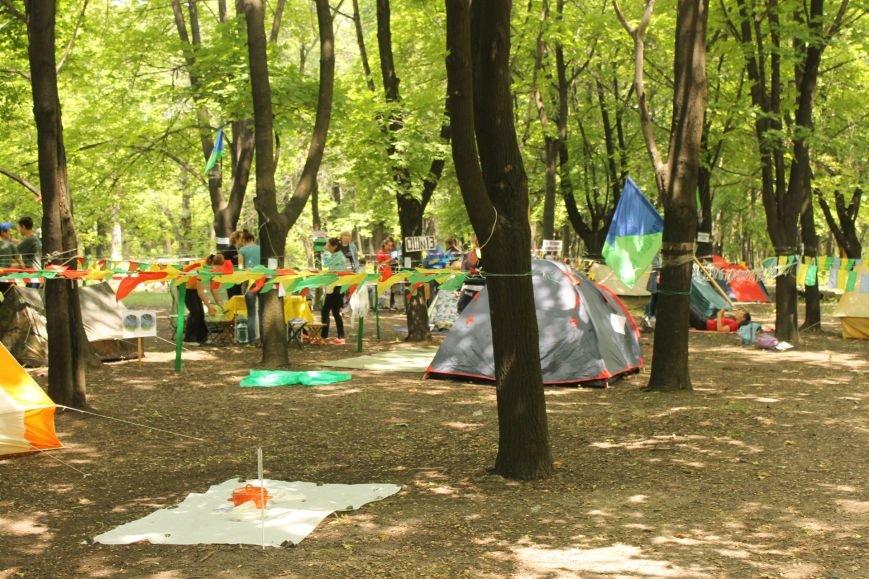 В Доброполье прошли соревнования по пешеходному туризму (ФОТО), фото-21