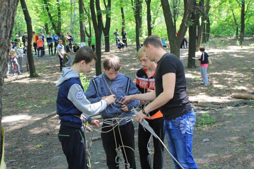 В Доброполье прошли соревнования по пешеходному туризму (ФОТО), фото-10